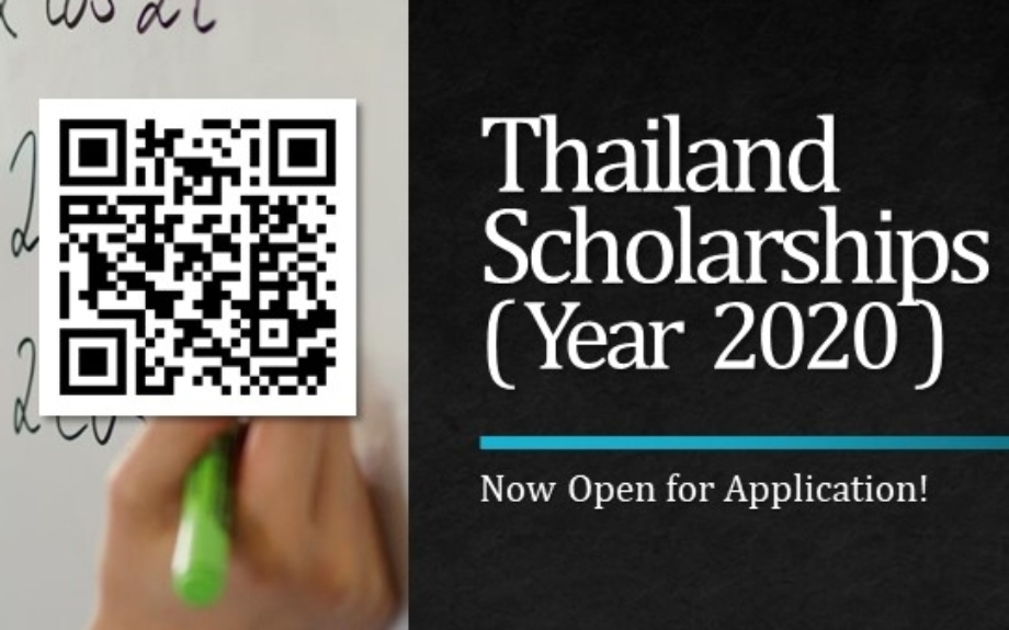 THAILAND SCHOLARSHIPS 2020